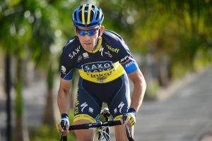Cycling : Team Saxo Tinkoff 2013  Michael MORKOV (Den)/  Gran Canaria - Anfi Group / Equipe Ploeg /(c)Tim De Waele