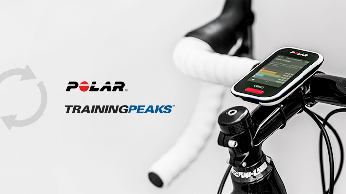 TrainingPeaks Announces Integration with Polar