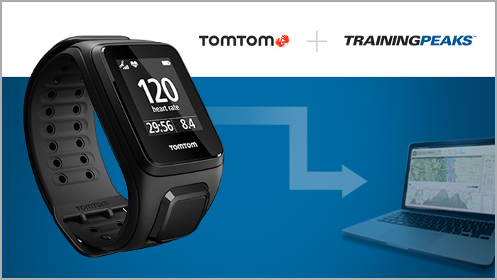 TrainingPeaks Announces Integration With TomTom Watches