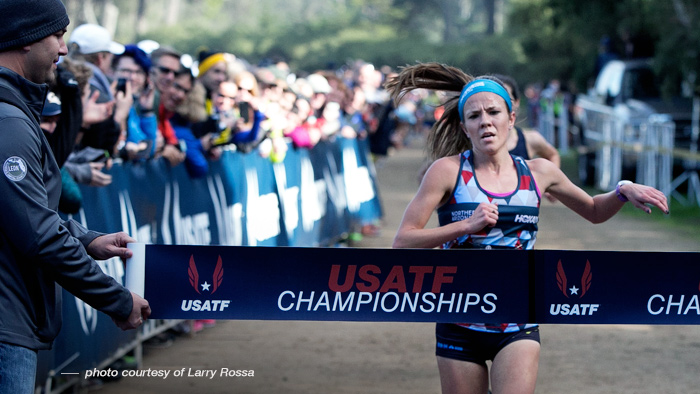 Run Analysis: Amy Van Alstine's Win at the Cross Country National Championships