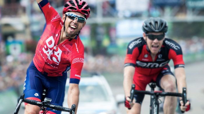 How Team Drapac Prepared for the USA Pro Challenge