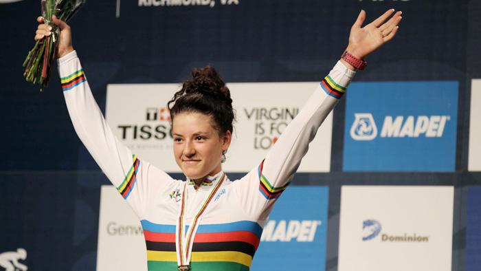 Power Analysis: Chloe Dygert's Road Race World Championships