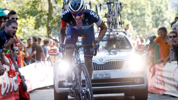 Power Analysis: Larry Warbasse's Stage 16 of the Vuelta a Espana