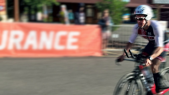 Taking Risks: IRONMAN 70.3 World Championships Bike Pacing
