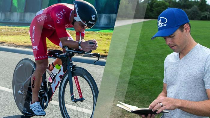 The Kona Process Part 2: Bike Tactics and Training