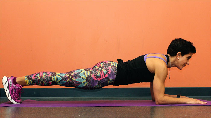 The Top 10 Variations of the Plank For a Stronger Core