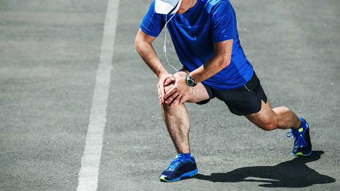 Perfect Your Marathon Warm-up