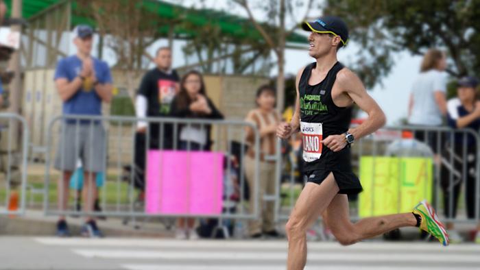 Run Analysis: Matt Llano's L.A. Marathon Performance