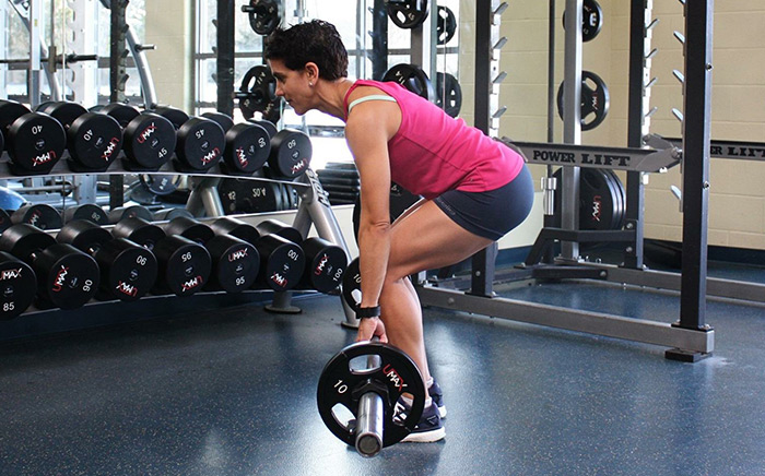Strength Training for Triathletes Deadlifts