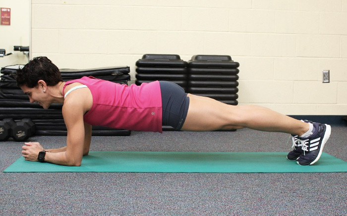 Strength Training for Triathletes Planks