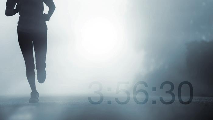How to Break the 4-Hour Marathon Barrier