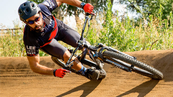How to Ride a Pump Track