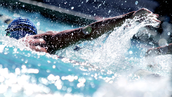 8 Swim Lessons to Learn From An Olympic Gold Medalist