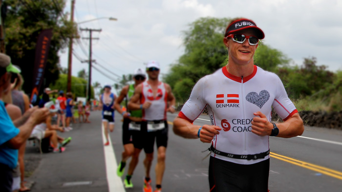 Run Analysis of a Top Age Grouper in Kona