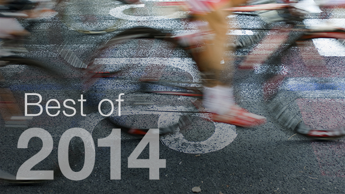 TrainingPeaks' Top 10 Articles of 2014