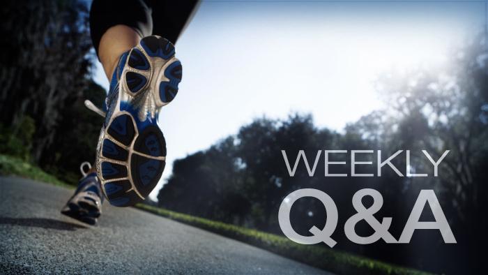 Marathons & Weight Loss
