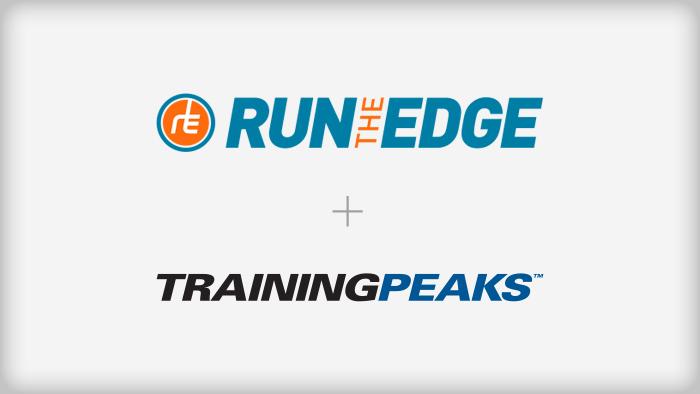 TrainingPeaks Partners with Run The Edge