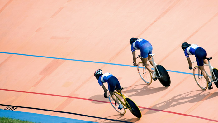 How to use Track Cycling Workouts to Increase Performance on the Road