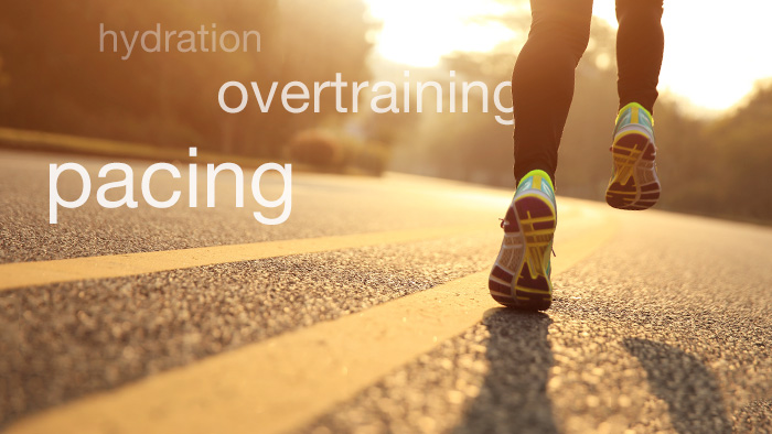 5 Common Mistakes When Training for a Half or Full Marathon