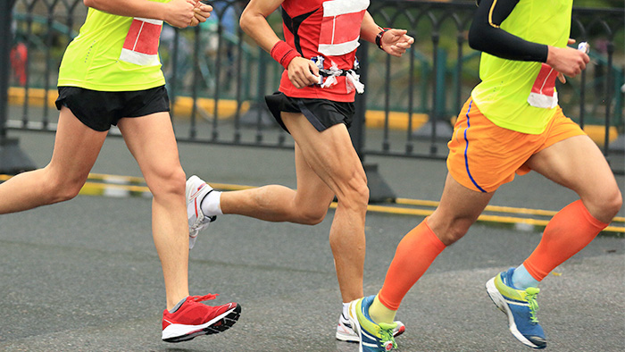 Overcoming Doubts For Your Fall Running Race