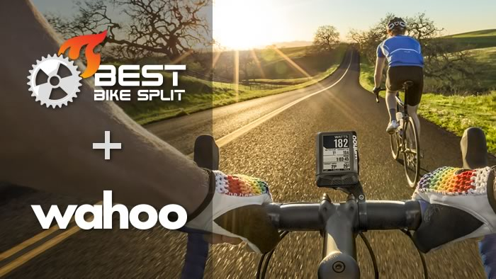 Best Bike Split Announces Integration with Wahoo ELEMNT