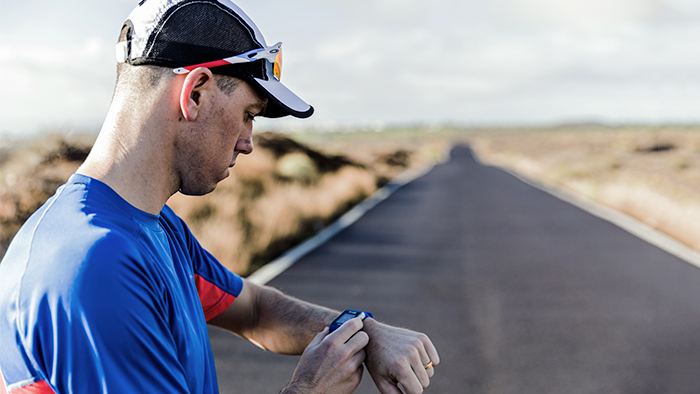 Tracking Cadence, Heart Rate, and Pace While Running