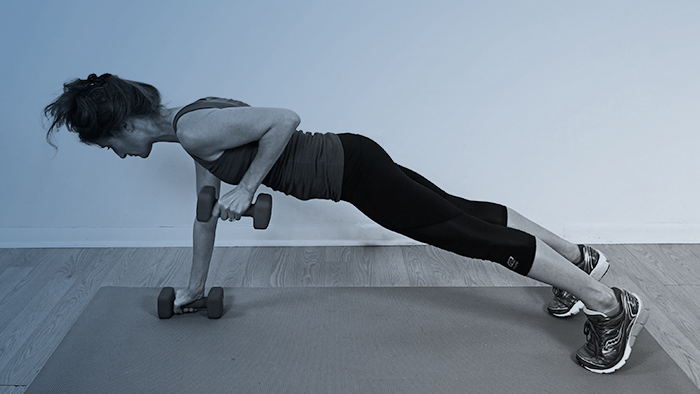 Strength and Flexibility Exercises for the Indoor Training Season