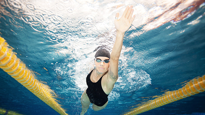 Technical Endurance Swimming Part 1: Swim Slow to Go Fast