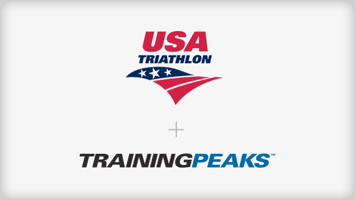 TrainingPeaks Continues Longstanding Partnership with USA Triathlon