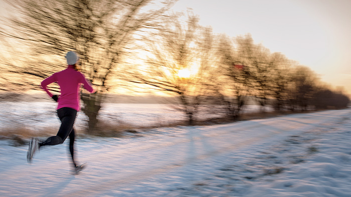 Beat Those Wintertime Blues and Find Your Training Motivation