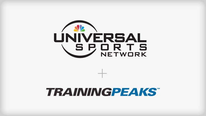 TrainingPeaks Announces Partnership with Universal Sports Network