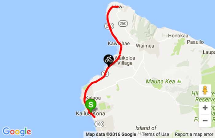 2016 IRONMAN World Championships Bike Split Predictions