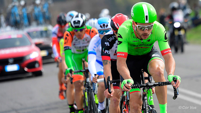 Power Analysis: Cannondale-Drapac's Will Clarke at Milan San Remo