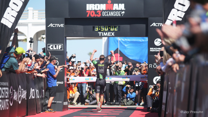 Power Analysis: Lionel Sanders' Victory at IRONMAN 70.3 Oceanside