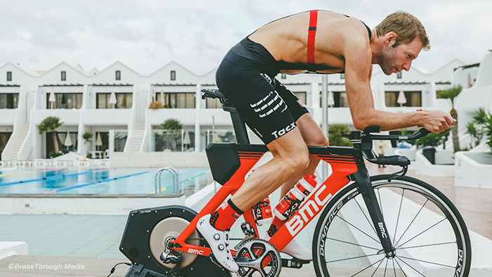 The Ultimate IRONMAN 70.3 Brick Workout