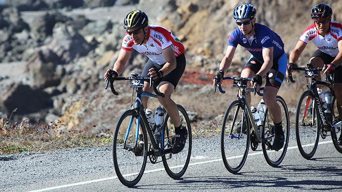 How to Move Up a Category in Road Cycling