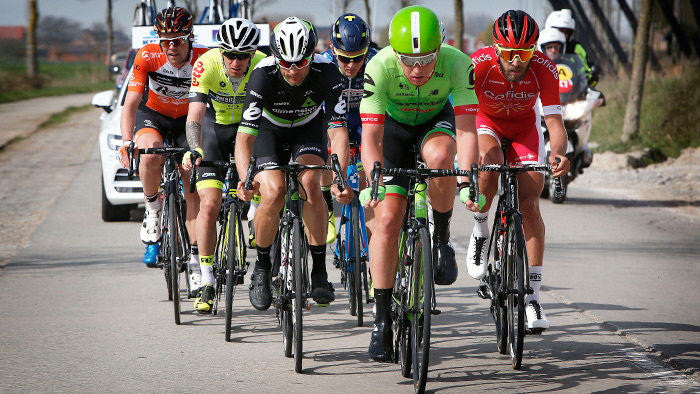 A Detailed Analysis of Cannondale-Drapac Rider Ryan Mullen's 2017 Classics Campaign