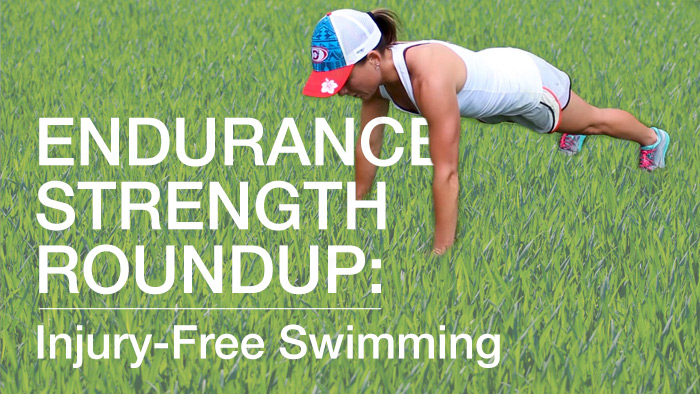 VIDEO: Endurance Strength Roundup- Shoulder Stability Exercises for Swimming