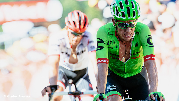 Tour de France Stage 5 Power Analysis: Van Baarle's Break and Uran's Uphill Battle