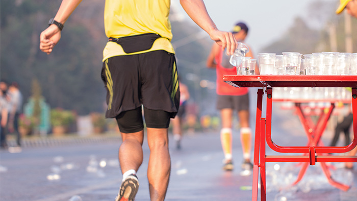 Summer Marathon Hydration Tips