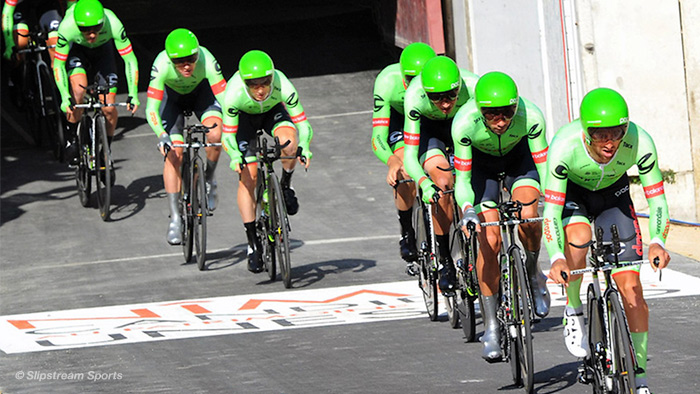 Data Analysis: Highlights From the First Week of La Vuelta a España