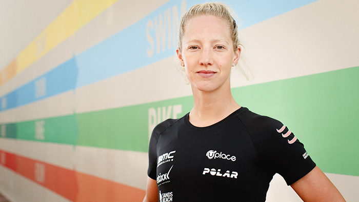 Q&A With IRONMAN 70.3 Star Emma Pallant