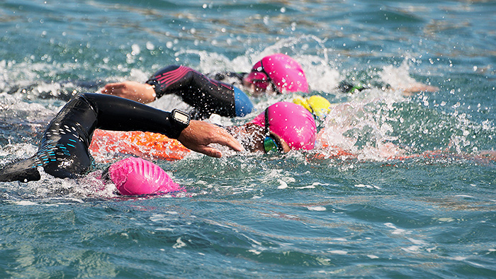 Do These Workouts To Surge-Proof Your Swim Start