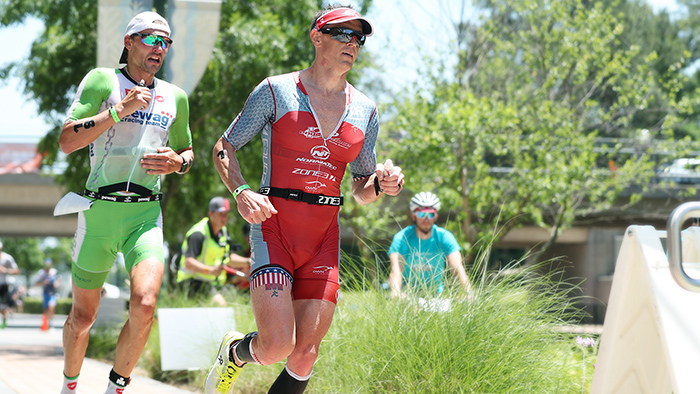 Q&A with Matt Hanson: 2018 IRONMAN Texas Champion and New IRONMAN World Record Holder