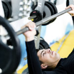 athlete strength training for power