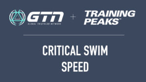 Critical Swim Speed