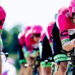 Team Time Trial Best Bike Split