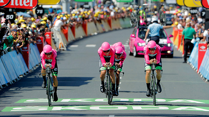 2018 Tour de France: Stage 3 TTT Analysis