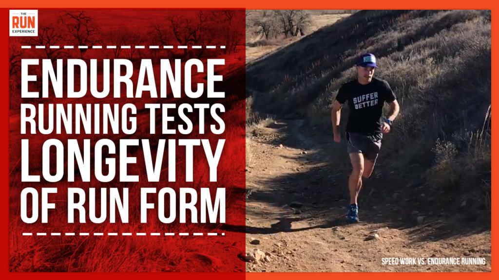 endurance running
