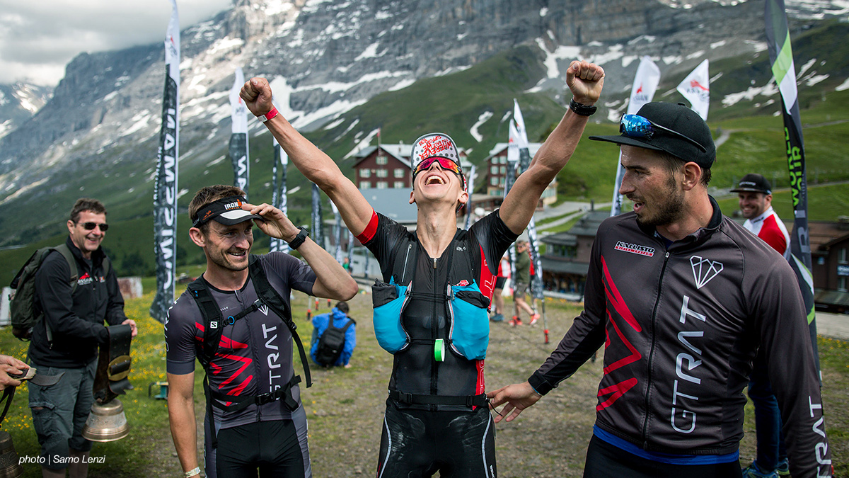 Data Analysis: Michal Rajca's Victory at Swissman Xtreme Triathlon